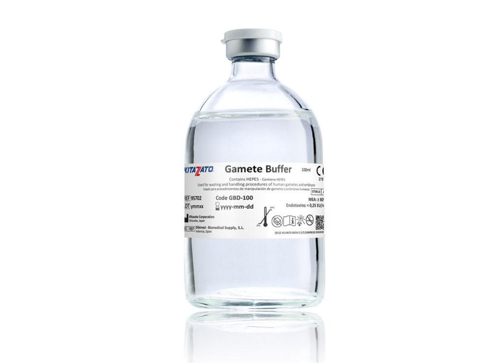 Gamete Buffer 100