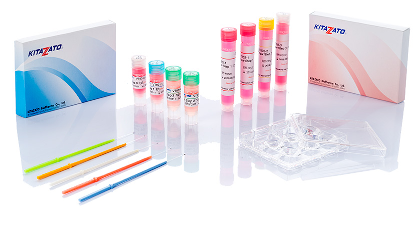 Cryopreservation solution - Media for vitrification and warming of oocytes and embryos