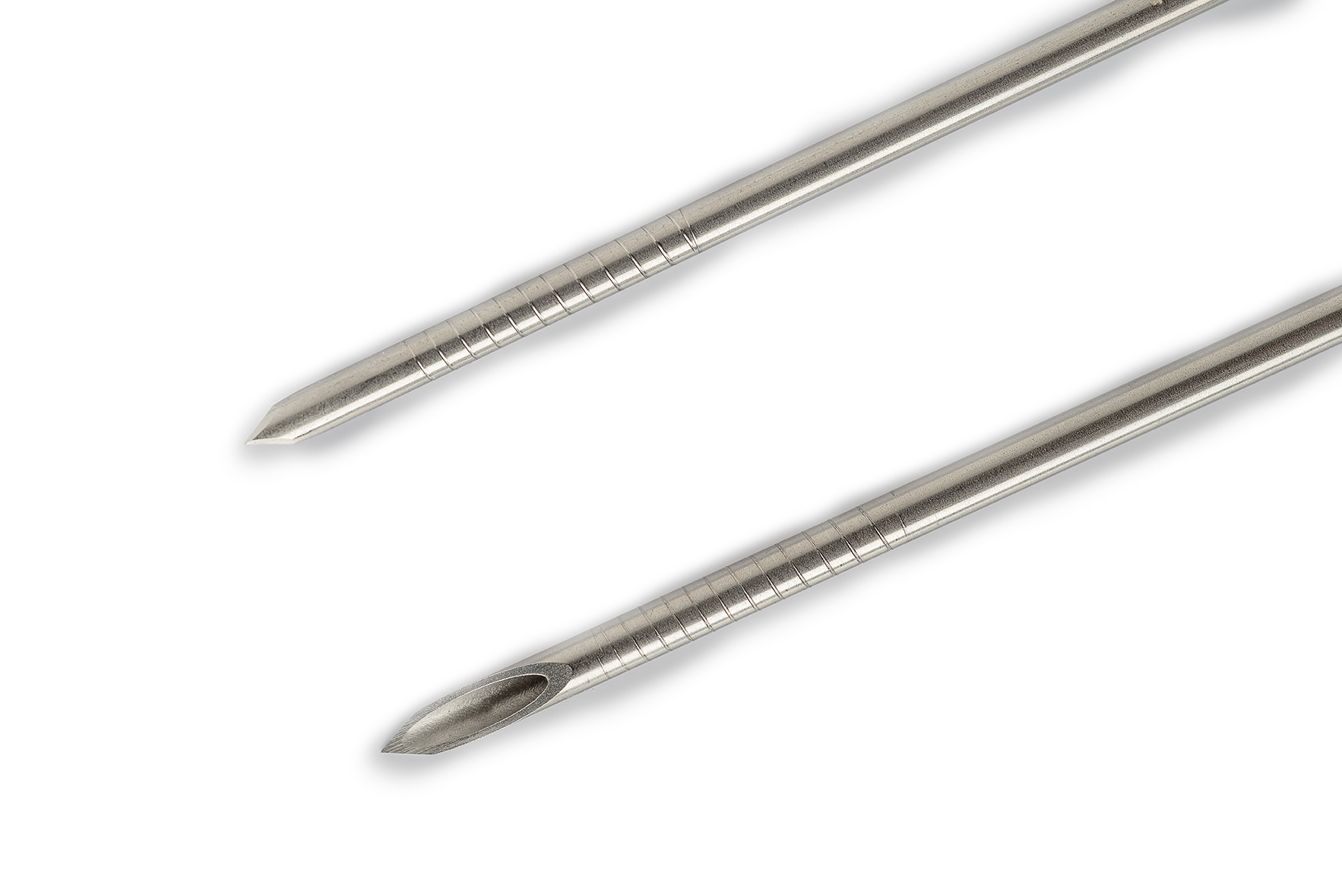 Opu needles for ovarian puncture